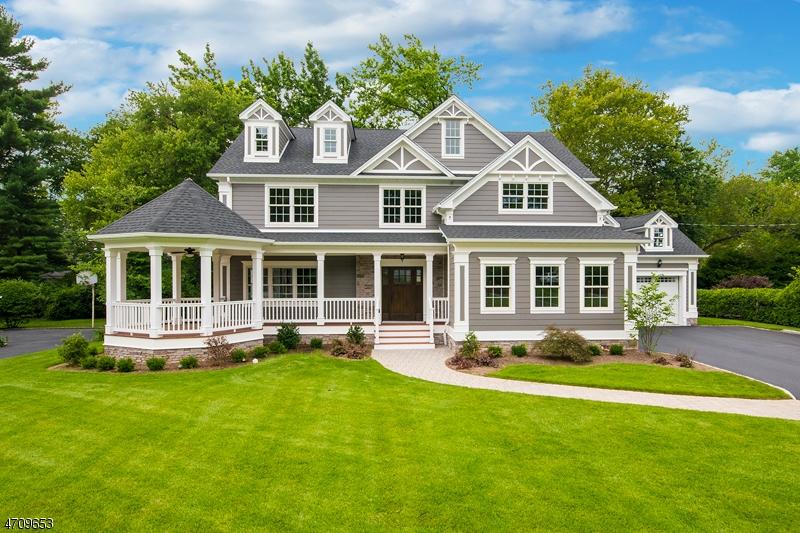 Частный односемейный дом для того Продажа на 756 Scotch Plains Avenue Westfield, Нью-Джерси 07090 Соединенные Штаты
