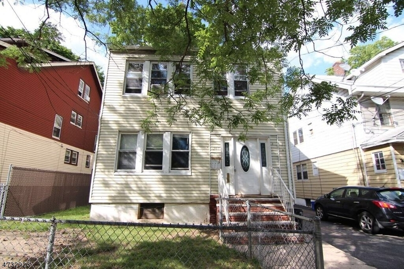 Multi-Family Home for Sale at 207-209 HANSBURY Avenue Newark, New Jersey 07112 United States
