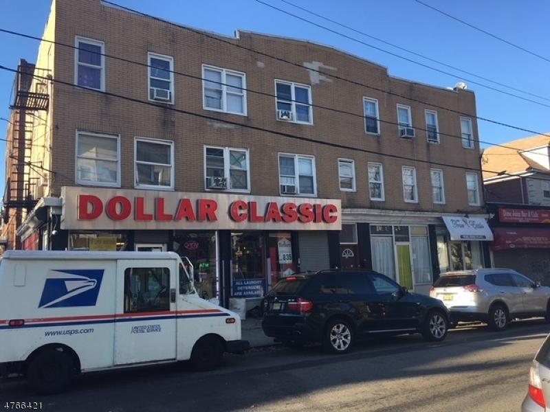 Thương mại vì Bán tại 1041 Louisa Street Elizabeth, New Jersey 07201 Hoa Kỳ