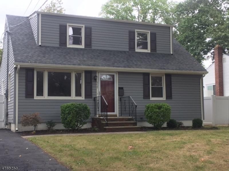 独户住宅 为 销售 在 352 Maplewood Avenue Kenilworth, 新泽西州 07033 美国