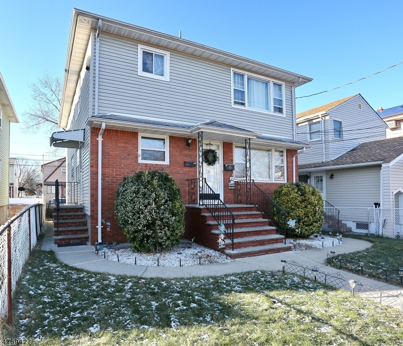 Multi-Family Home for Sale at 26 Avenue A Lodi, New Jersey 07644 United States