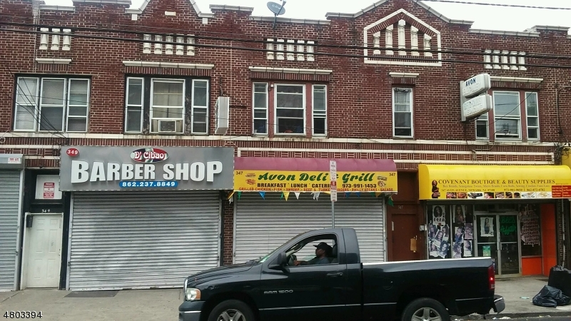 Commercial for Sale at 347 Avon Avenue Newark, New Jersey 07108 United States
