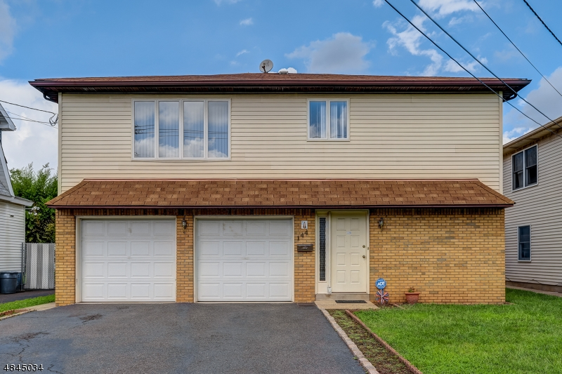 Single Family Home for Sale at 144 WALTON AVE 144 WALTON AVE Union Township, New Jersey 07083 United States