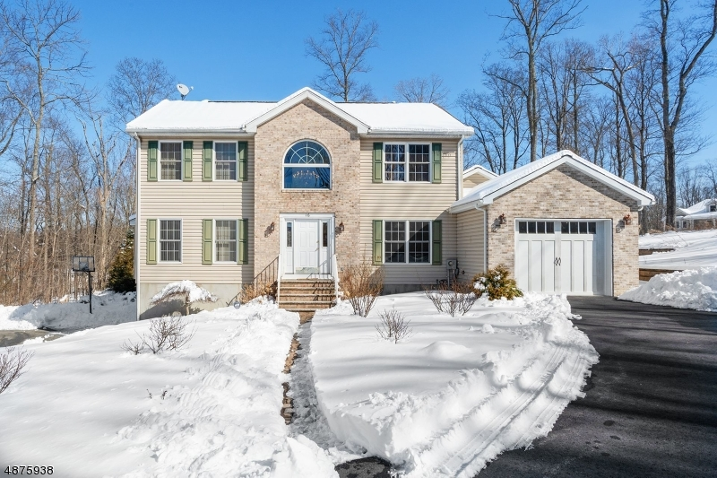 Single Family Home for Sale at 16 GRANT Avenue West Milford, New Jersey 07480 United States