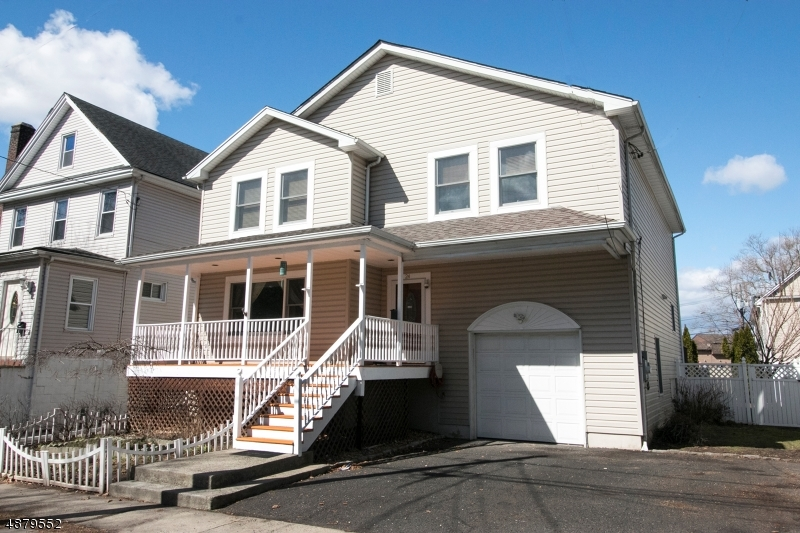Single Family Home for Sale at 24 UNION Street Ridgefield Park, New Jersey 07660 United States