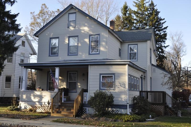 Single Family Homes pour l Vente à Wharton, New Jersey 07885 États-Unis