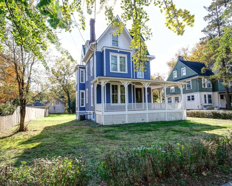 Single Family Home for Sale at 1220 WATCHUNG Avenue Plainfield, 07060 United States