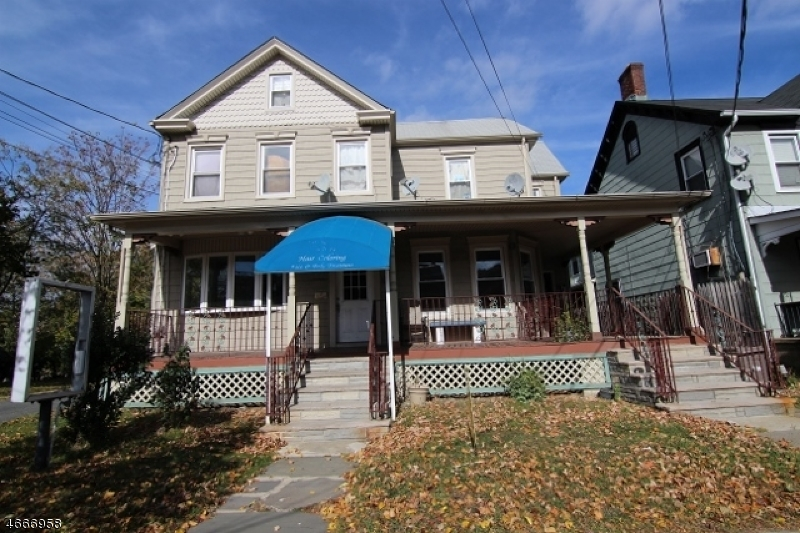 Multi-Family Home for Sale at 165-167 E BLACKWELL ST A Dover, New Jersey 07801 United States