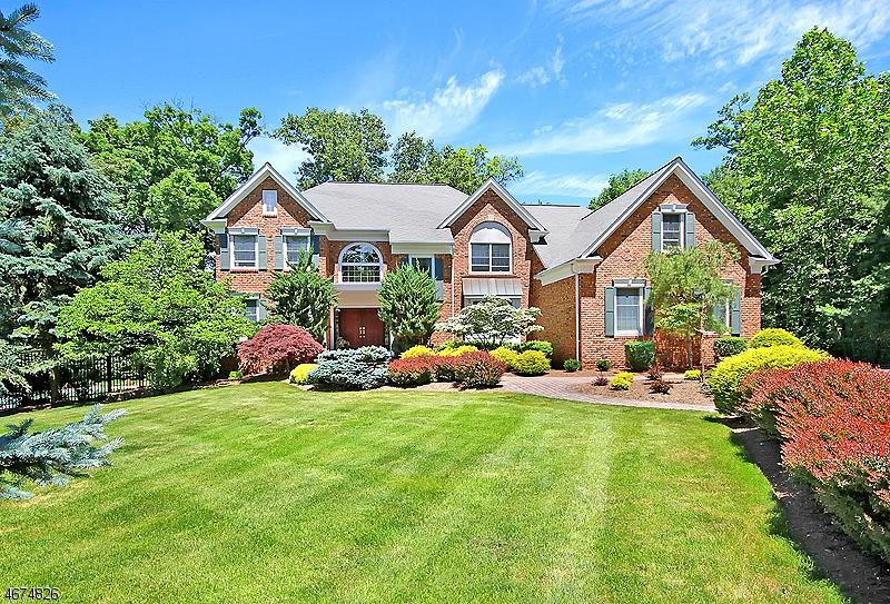 独户住宅 为 销售 在 609 Emerald Trail Martinsville, 08836 美国