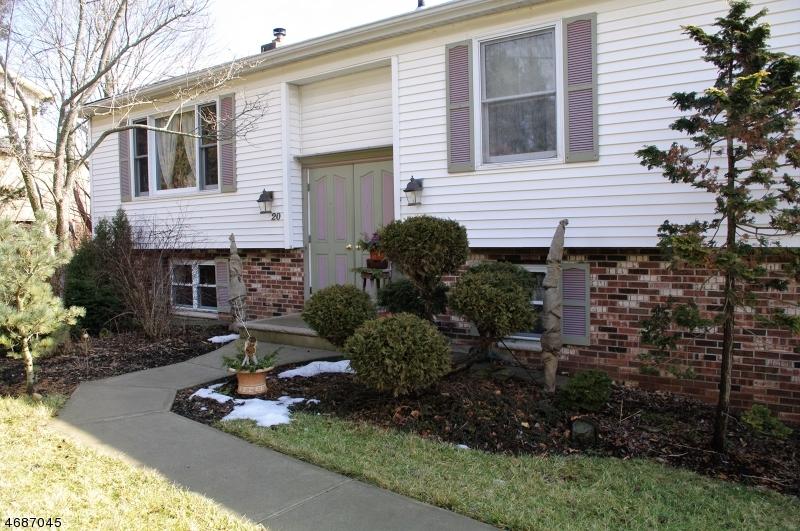 Maison unifamiliale pour l Vente à 20 Carnation Street Glenwood, New Jersey 07418 États-Unis