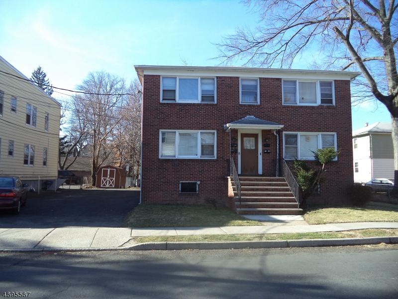 多户住宅 为 销售 在 103 Fuller Place Irvington, 07111 美国