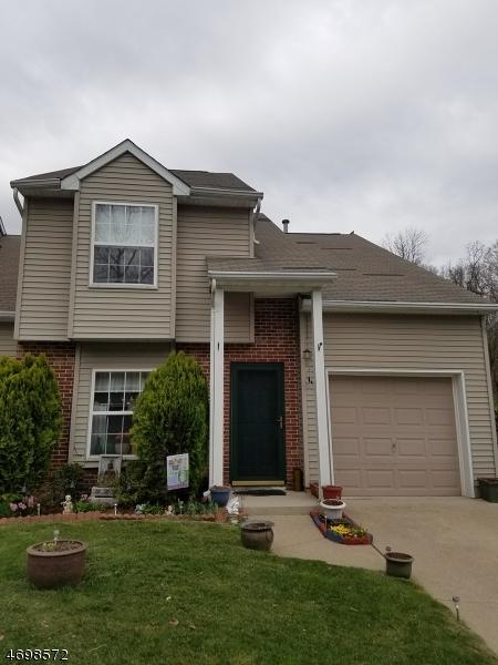 Single Family Home for Sale at 64 Cambridge E Oxford, 07863 United States