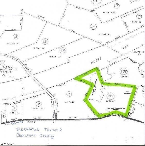 Земля для того Продажа на 210 Douglas Road Far Hills, Нью-Джерси 07931 Соединенные Штаты