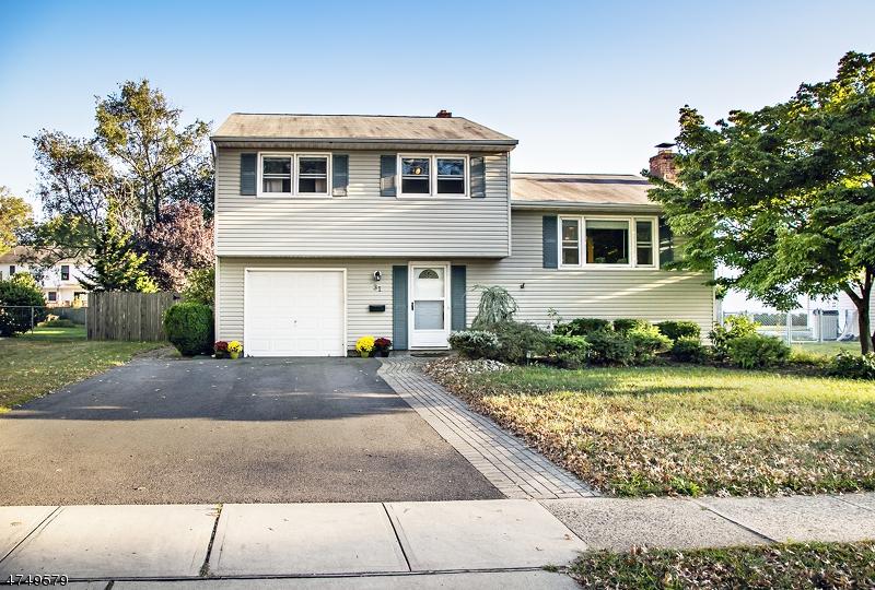 Casa Unifamiliar por un Venta en 31 Wilson Street Middlesex, Nueva Jersey 08846 Estados Unidos