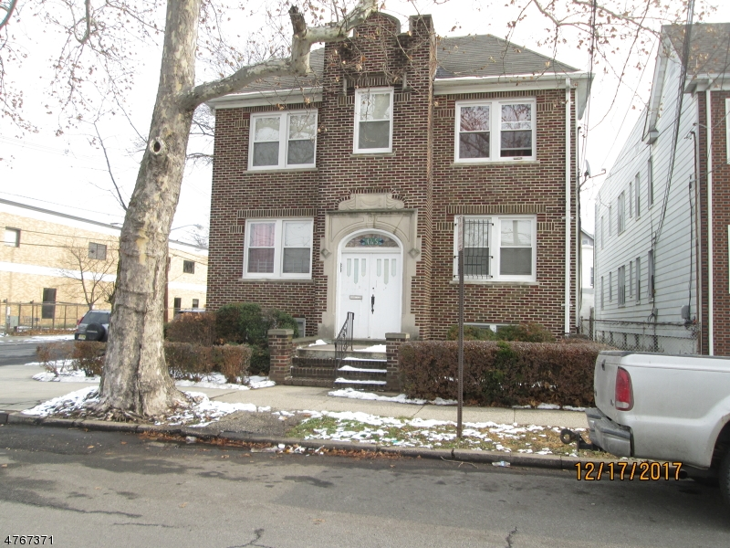 Multi-Family Home for Sale at Address Not Available Newark, New Jersey 07107 United States