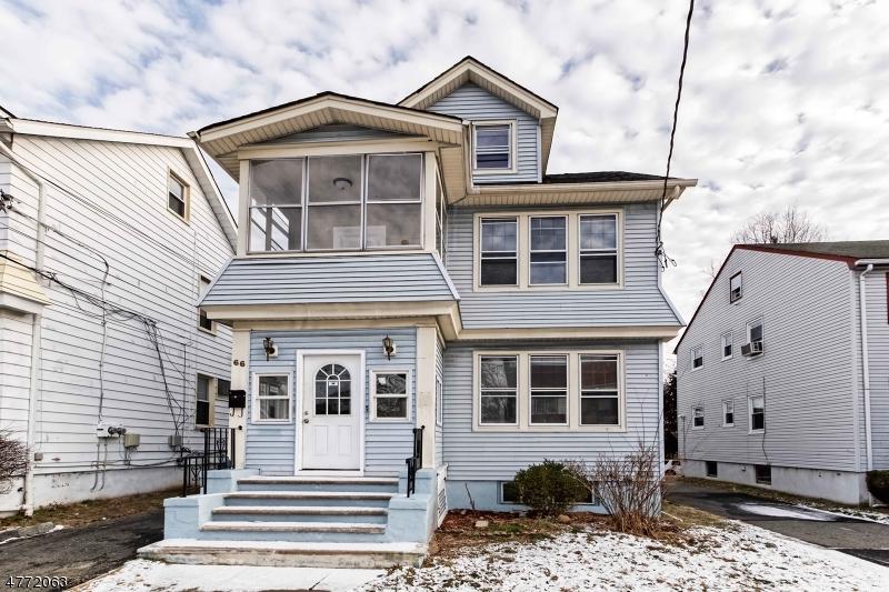 Casa Unifamiliar por un Alquiler en 66 Van Ness Ter Maplewood, Nueva Jersey 07040 Estados Unidos