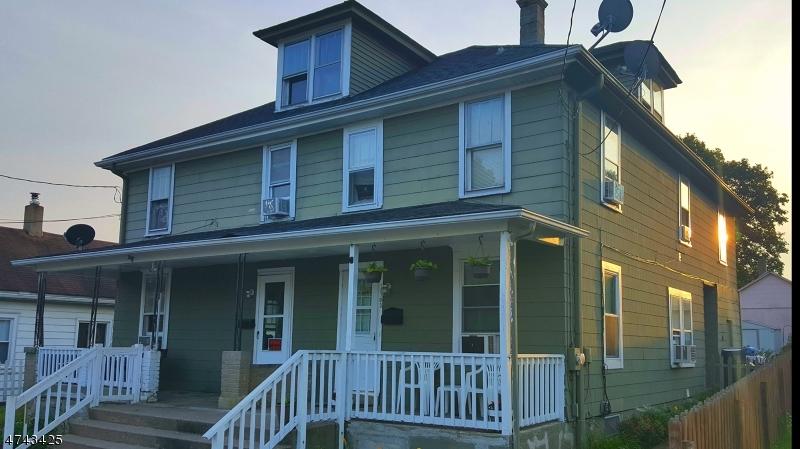 Maison multifamiliale pour l Vente à 1185 5th Avenue Alpha, New Jersey 08865 États-Unis