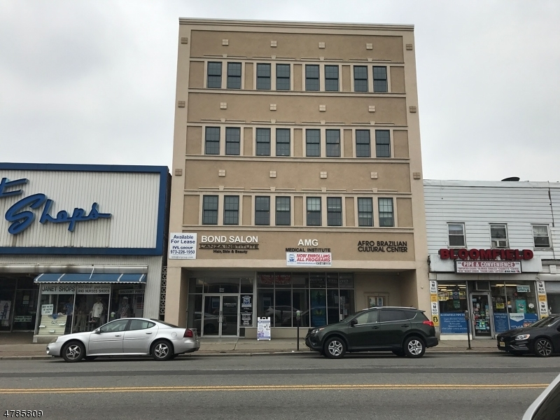 Commercial / Office for Sale at 554 Bloomfield Ave 554 Bloomfield Ave Bloomfield, New Jersey 07003 United States