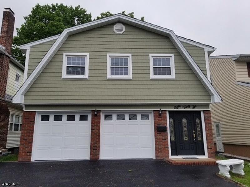 Eensgezinswoning voor Verkoop een t 836 Lindegar Street Linden, New Jersey 07036 Verenigde Staten