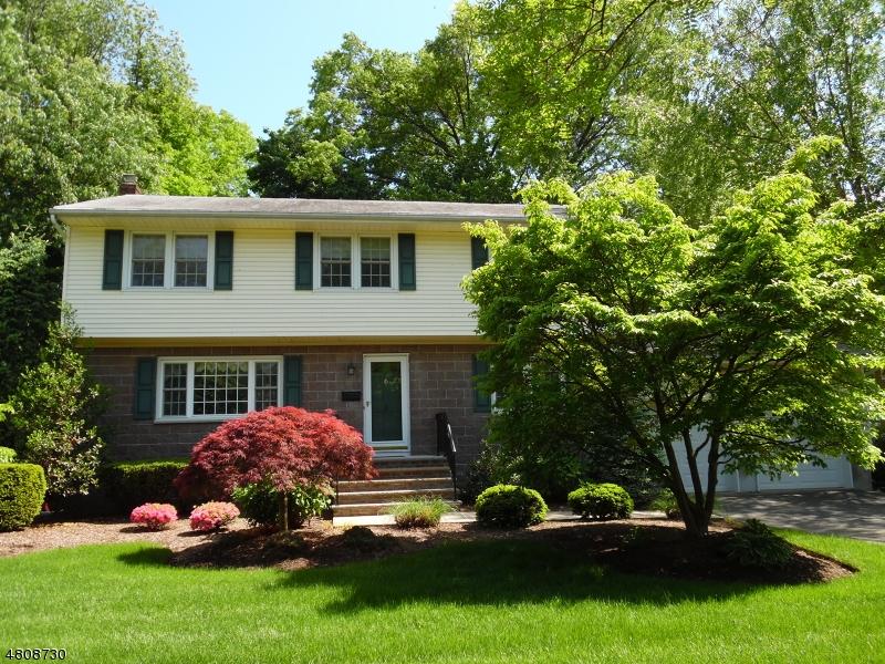 Частный односемейный дом для того Продажа на 6 ROBERT Court Glen Rock, Нью-Джерси 07452 Соединенные Штаты