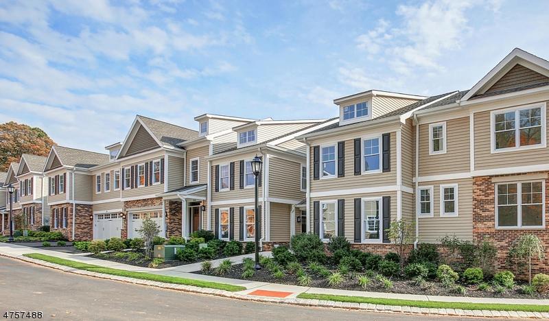 公寓 / 联排别墅 为 销售 在 523 Echo Ridge Way Mountainside, 新泽西州 07092 美国