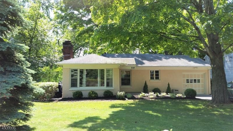 Maison unifamiliale pour l à louer à 110 Brookdale Road Watchung, New Jersey 07069 États-Unis