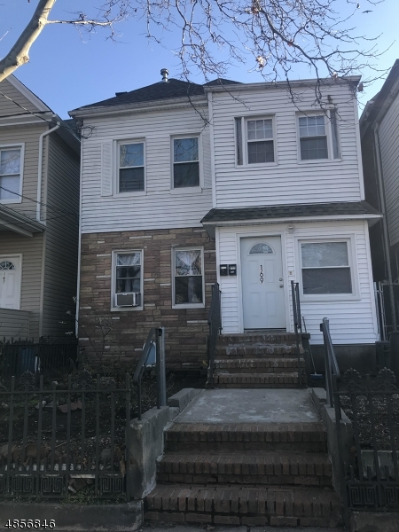 Villas / Townhouses for Sale at 169 HARRISON ST 169 HARRISON ST Passaic, New Jersey 07055 United States