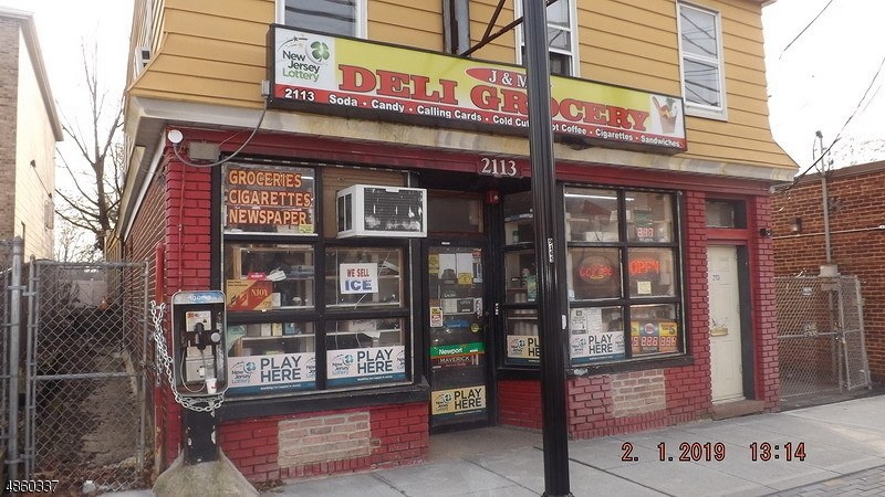 Commercial for Sale at 2113 SPRINGFIELD Avenue Union, New Jersey 07088 United States