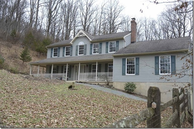 Single Family Home for Sale at 431 Church Holland Township, New Jersey 08848 United States