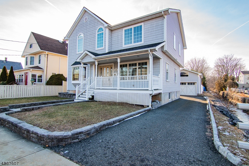 Single Family Home for Sale at 210 CENTER Street Garwood, New Jersey 07027 United States