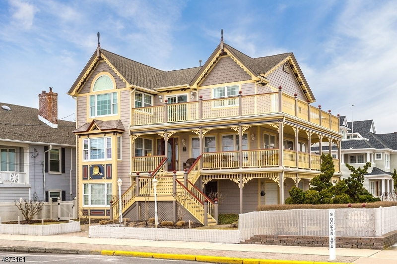 Single Family Home for Sale at 1 S Ocean Ave 1 S Ocean Ave Seaside Park, New Jersey 08752 United States