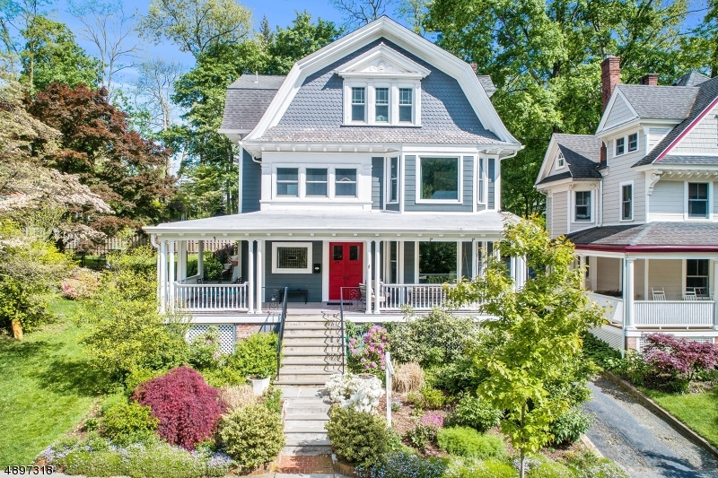 Single Family Home for Sale at Morristown, New Jersey 07960 United States