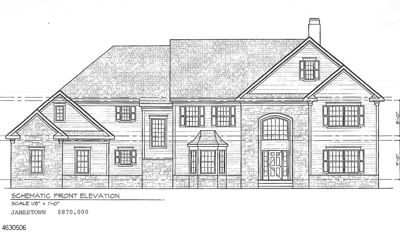 Single Family Home for Sale at Parsonage Hill Drive Somerville, 08876 United States