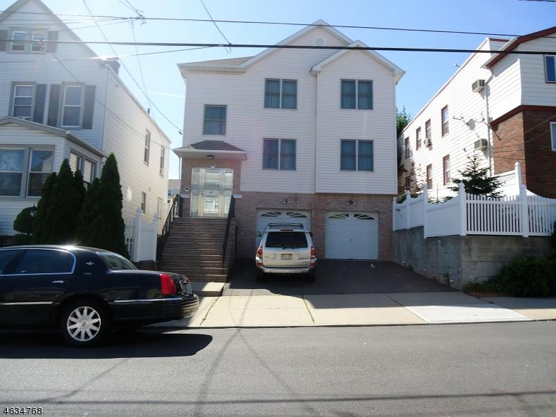 Многосемейный дом для того Продажа на 89 Windsor Street Kearny, 07032 Соединенные Штаты