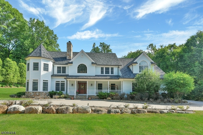 Single Family Home for Sale at 39 Brook Road Saddle River, New Jersey 07458 United States