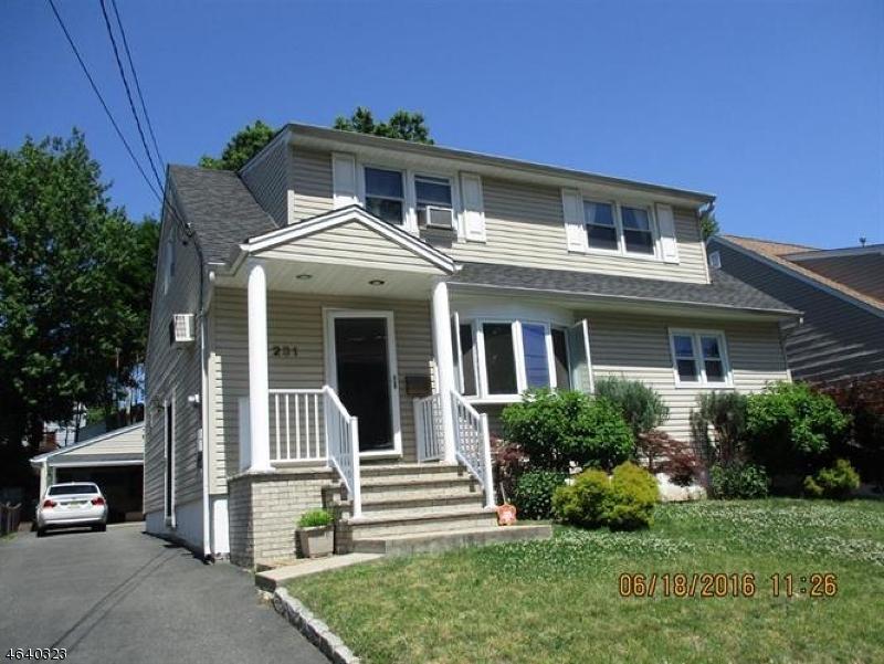 Casa Unifamiliar por un Venta en 231 Brighton Road Clifton, Nueva Jersey 07012 Estados Unidos