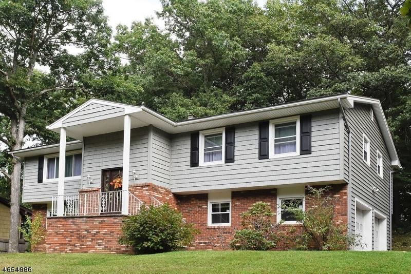 Частный односемейный дом для того Продажа на 40 Horizon Drive Succasunna, 07876 Соединенные Штаты