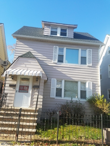 Single Family Home for Rent at 199 Hoffman Blvd East Orange, New Jersey 07017 United States