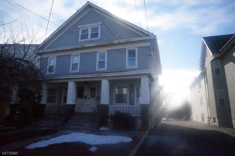 Частный односемейный дом для того Аренда на 328 E Westfield Avenue Roselle Park, Нью-Джерси 07204 Соединенные Штаты