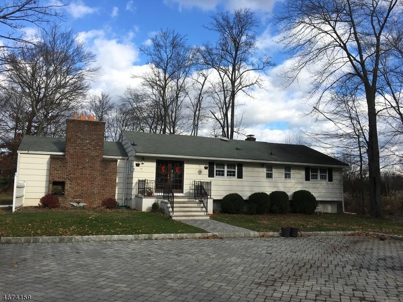 Частный односемейный дом для того Продажа на 12 Rever Drive Florham Park, 07932 Соединенные Штаты