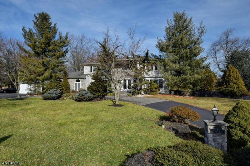 Частный односемейный дом для того Продажа на 9 Clinton Lane Scotch Plains, 07076 Соединенные Штаты