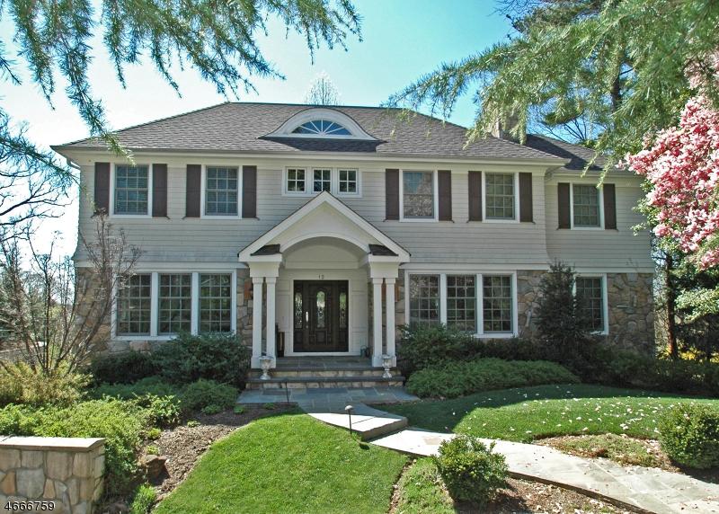 Casa Unifamiliar por un Alquiler en 12 Canterbury Lane Summit, Nueva Jersey 07901 Estados Unidos
