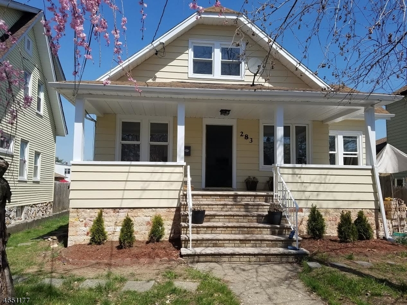 Single Family Home for Sale at 283 Union Street Lodi, New Jersey 07644 United States