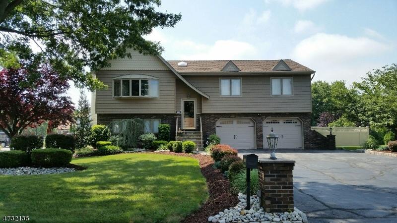 独户住宅 为 销售 在 25 Patania Court Lincoln Park, 新泽西州 07035 美国