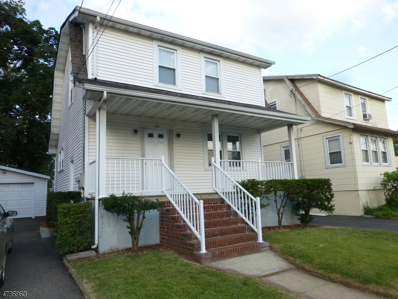 Casa Unifamiliar por un Alquiler en 411 S Washington Avenue Piscataway, Nueva Jersey 08854 Estados Unidos