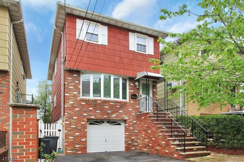 Casa Unifamiliar por un Venta en 180 Albert Street North Arlington, Nueva Jersey 07031 Estados Unidos