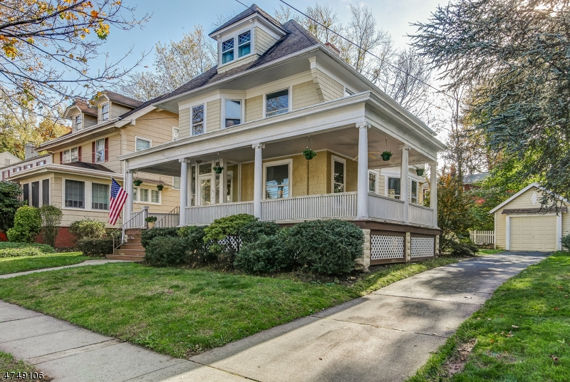 Single Family Home for Sale at 473 Elmwood Avenue Maplewood, New Jersey 07040 United States