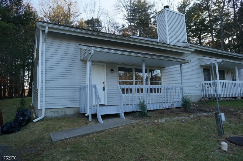 Single Family Home for Rent at 261-A Old Chimney Ridge Road Montague, New Jersey 07827 United States