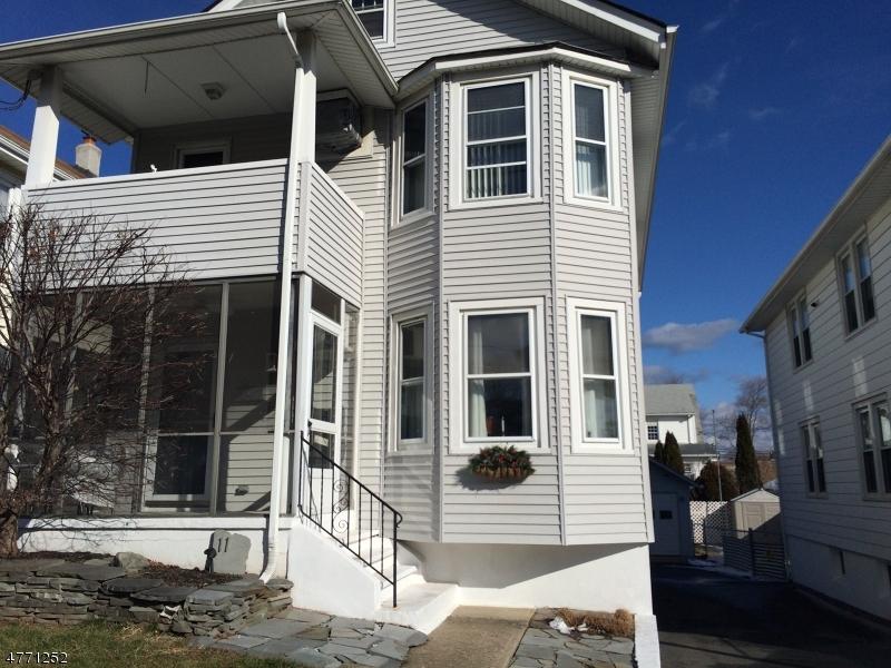 独户住宅 为 出租 在 13 Oxford Street Haledon, 新泽西州 07508 美国