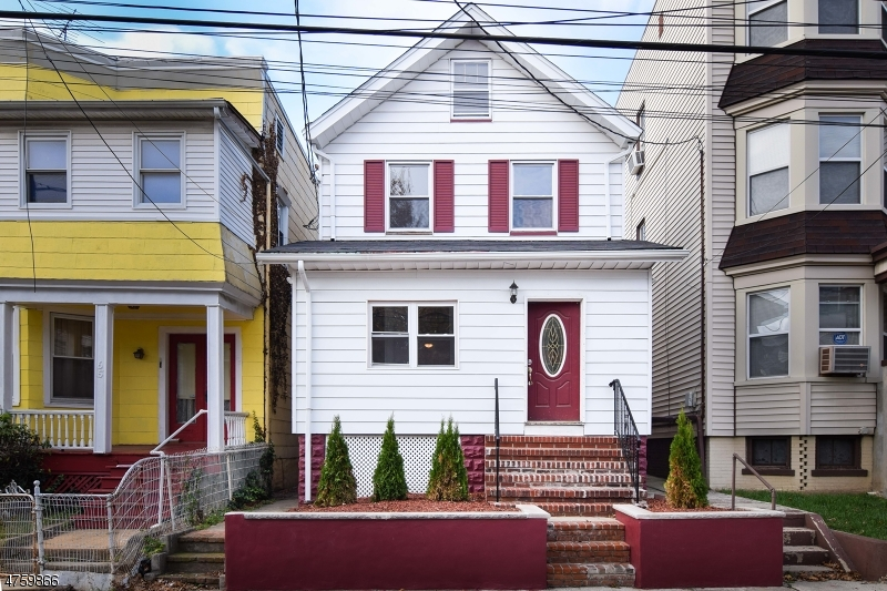 Single Family Home for Rent at 63 Maple Avenue Irvington, New Jersey 07111 United States